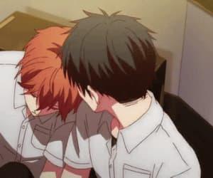 anime, love, and anime boys image