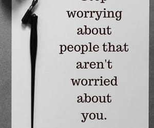 people, sorry, and worry image