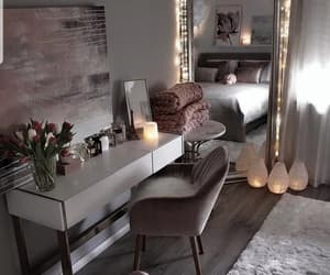 beautiful, bedroom, and home image