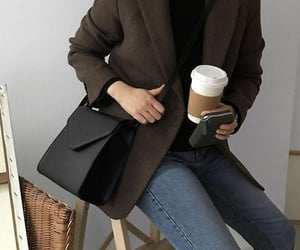 autumn, bag, and blazer image