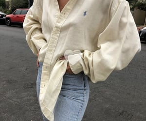 blouse, fashion, and style image