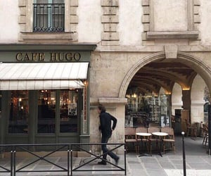 cafe, chanel, and fashion image
