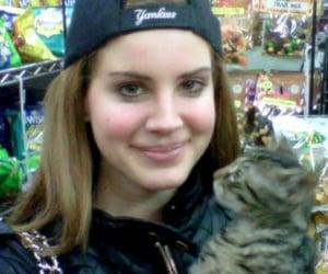 lana del rey, cat, and indie image