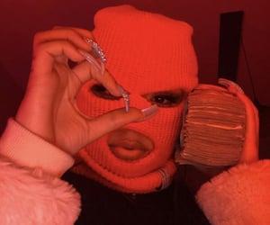 money, gang, and badbitch image