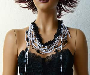 etsy, for women, and unique necklace image