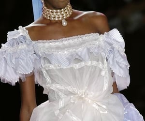 fashion, aesthetic, and runway image