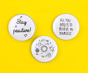 accessoires, handmade, and badges image