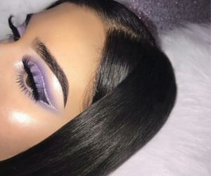 eyes, lips, and makeup image