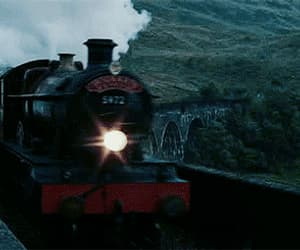 aesthetic, gif, and harry potter image
