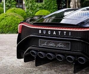 bugatti, car, and lux image