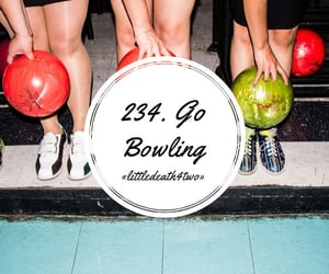 bowling, fun, and goals image