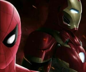 Avengers, movies, and ironman image