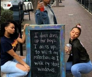 dress, inspirational, and empowerment image