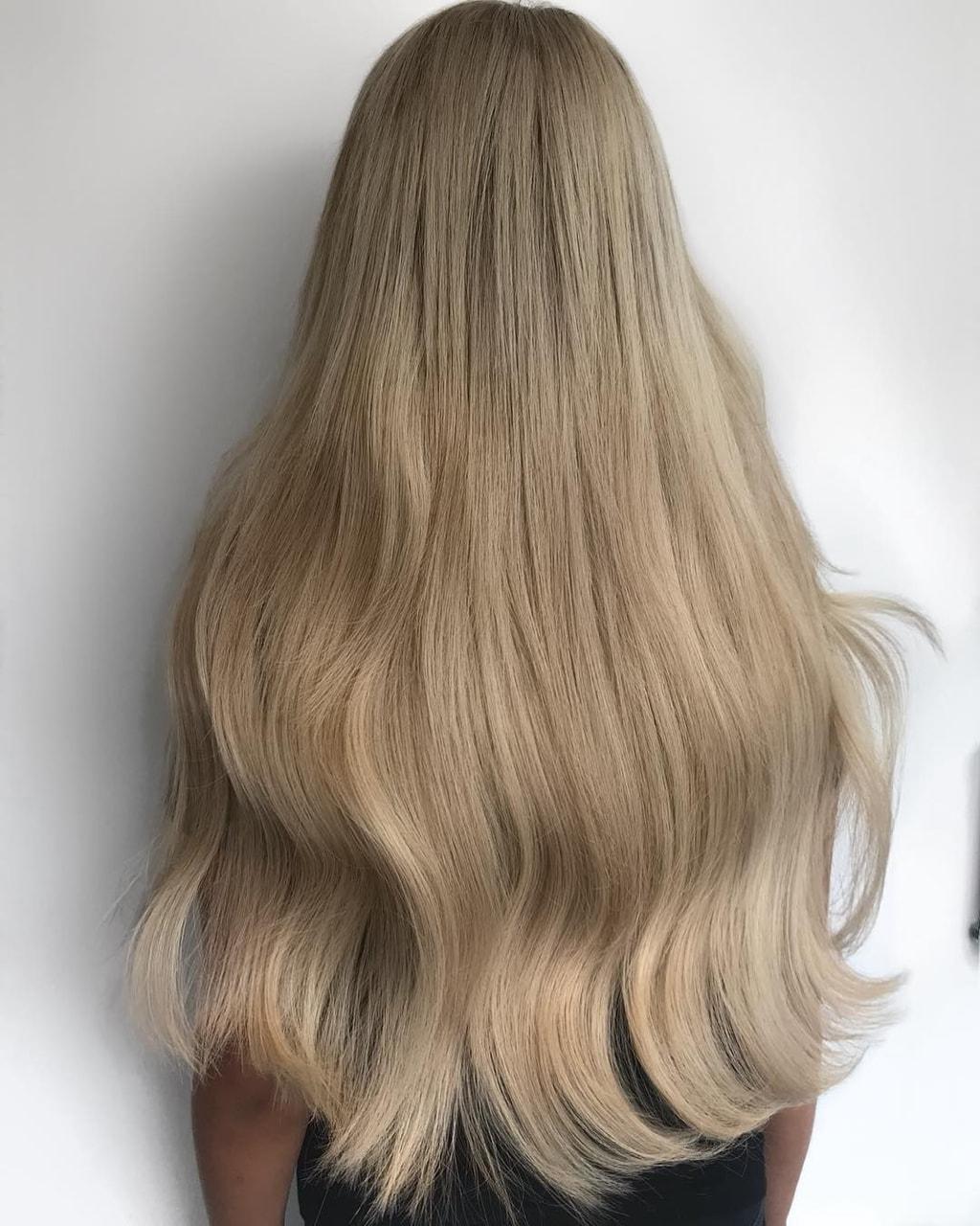 blonde girl, blonde hair, and blondie image