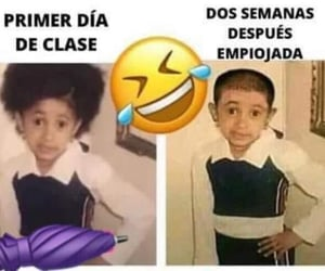 gracioso, memes, and escuela image