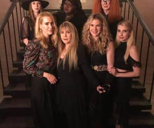 ahs, coven, and witch image