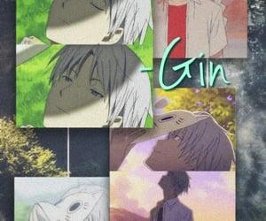 anime, wallpaper, and hotarubi no mori e image