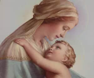 art print, etsy, and Virgin Mary image