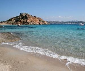 beach, summer, and ocean sea image