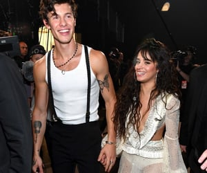 shawn mendes, camila cabello, and celebrity image