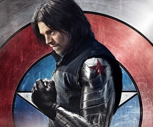 Avengers, Marvel, and wintersoldier image