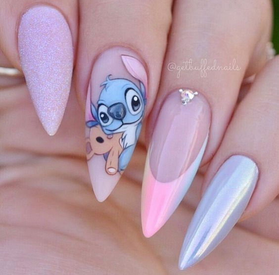 1000 Images About Uñas Decoradas Trending On We Heart It