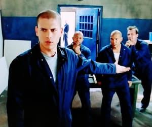 prison break and michael scofield image