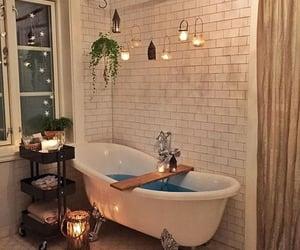 amazing, bath, and room image