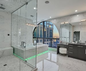 bathroom, design, and goals image