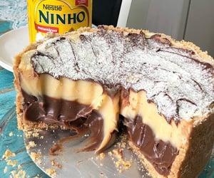 dessert, chocolate, and food image