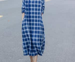 long dress, women clothing, and women dresses image