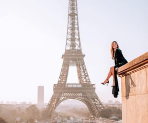 blogger, france, and girl image