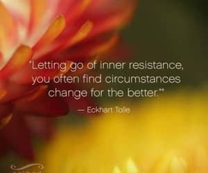 letting go, inner resistance, and circumstances change image