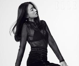 black, bora, and kpop image