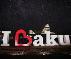 baku, azerbaijan, and azerbaycan image