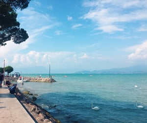 amazing, holidays, and lago di garda image