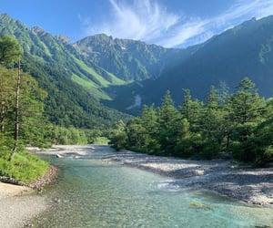 japan, 日本, and nature image