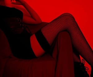 aesthetic, Domme, and kinky image