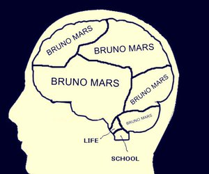brain, hooligans, and love image