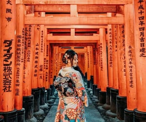 girl and japan image