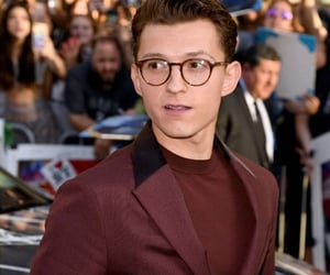 tom holland, spider man, and spiderman image