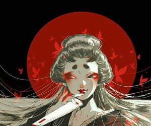 geisha, identity v, and idv image