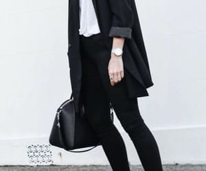 amazing, moda, and blackclothes image