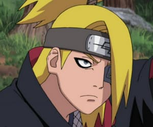 naruto and deidara image