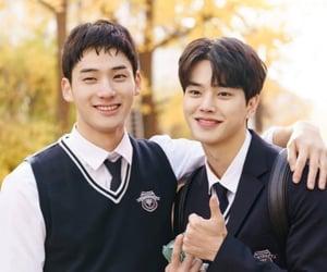 song kang, love alarm, and jung ga-ram image