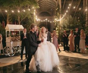 lovely couple, wedding, and internet celebrities image