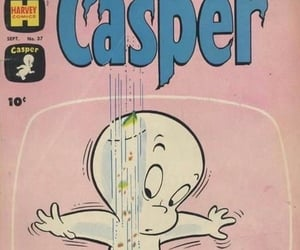 casper, aesthetic, and vintage image