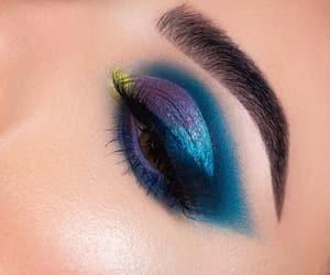 eyeshadow, eyemakeup, and eyemakeup ideas image