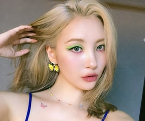 sunmi, kpop, and icon image