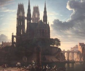 art, cathedral, and german image